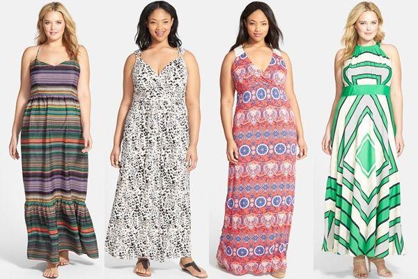 Beach Wedding Guest Maxi Dresses For Curvy Women Jeans Formal Attire Plus