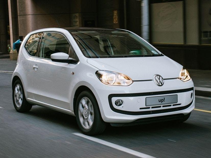Volkswagen Up 1 0 White Vehiculo Nacional Libro De Revisiones