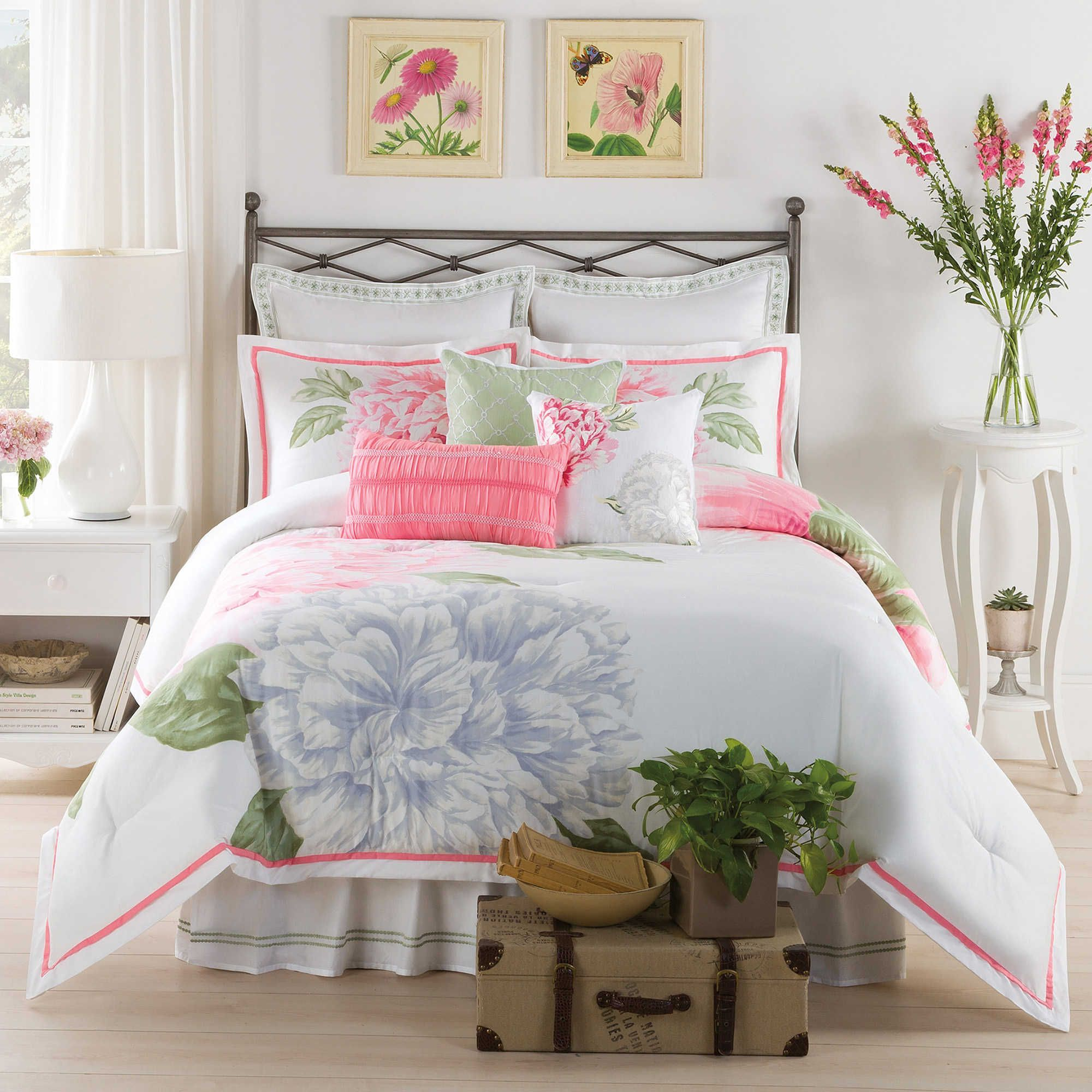 design full and on red ruffle pink home ideas sets pinterest comforter excellent for magnificent wonderful light size green bedroom awesome blush vcny of best bedding