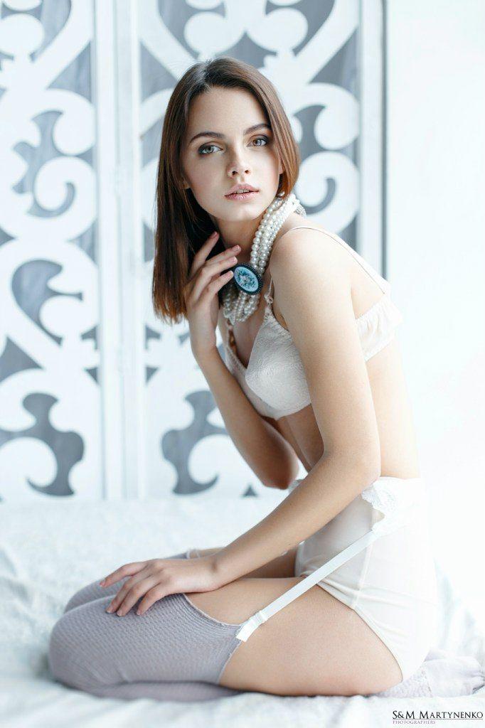 Наташа удовенко работа на ламоде моделью