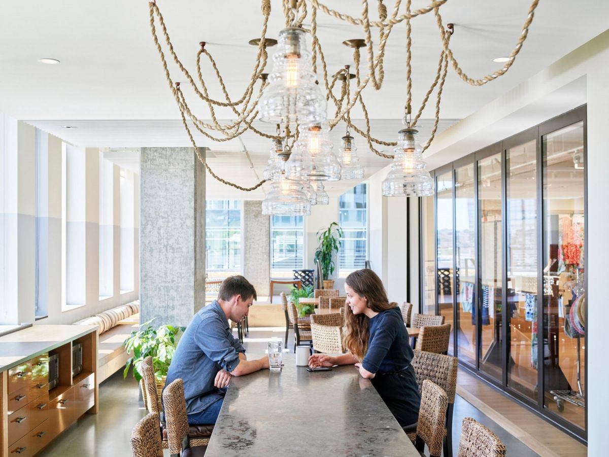 Office Tour: Tommy Bahama Headquarters – Seattle | Tommy bahama ...