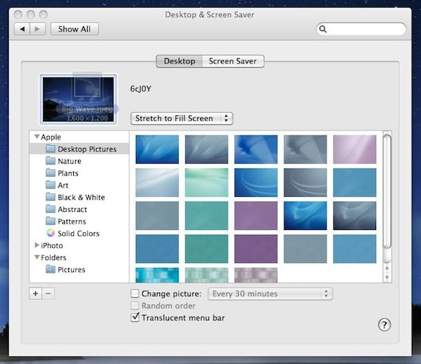 How To Change The Desktop Background Picture In Mac Os X Desktop Background Pictures Black And White Abstract Background Pictures