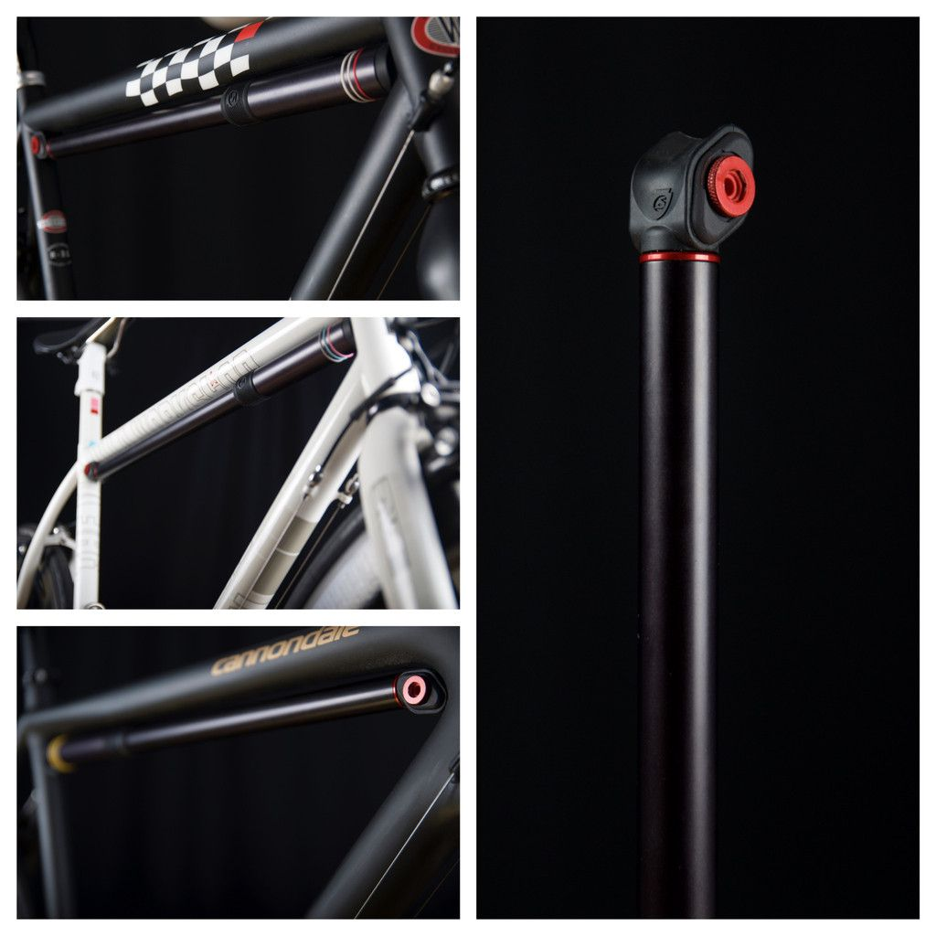Impero Ultimate Frame Pump With Images Build A Bike Tire