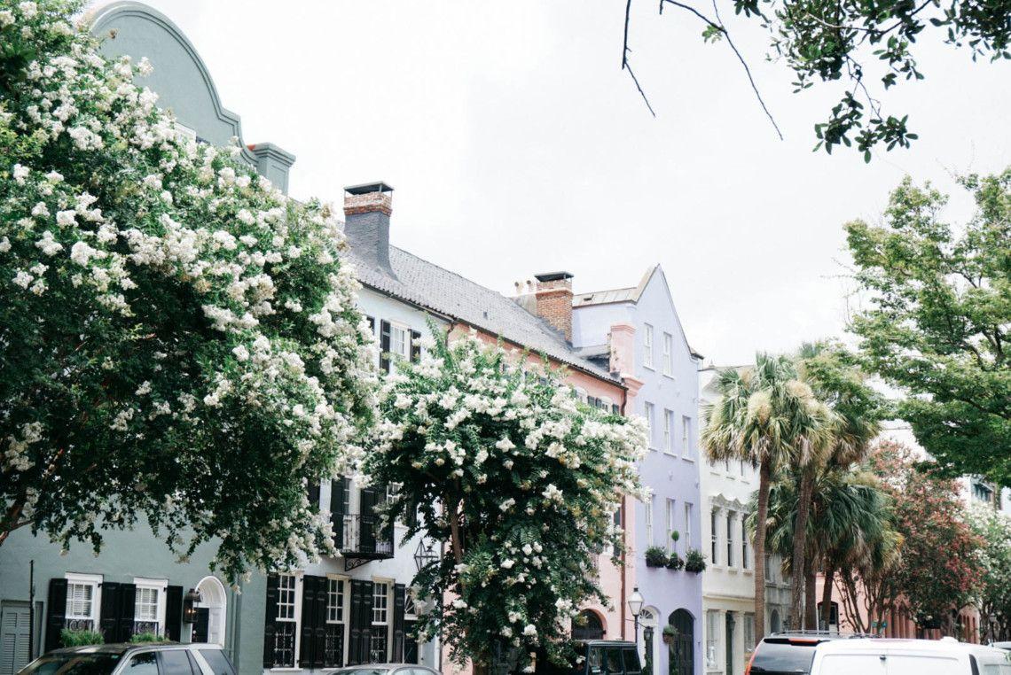 A Walking Tour of Historic Charleston Walking tour