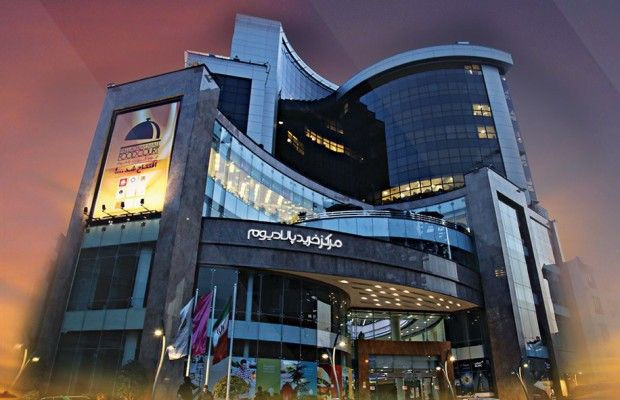 Tehran Palladium Luxury Shopping Center Located In Zaferanieh Is 150 000 Sq Meters With 150 Corporate Offices In Two Towers North And South 200 Brand Retail