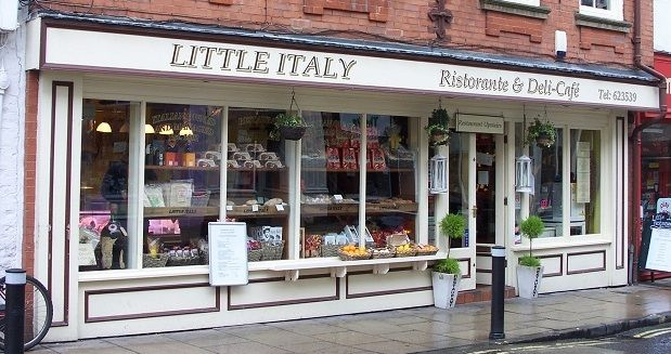 Italian Cafe Little Italy Google Search Country Cafe Pinterest
