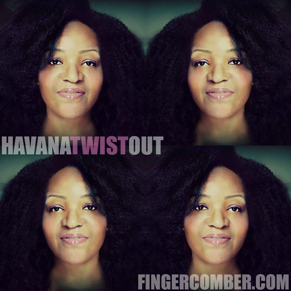Havana twist out ngercomber fingercomber pinterest wig