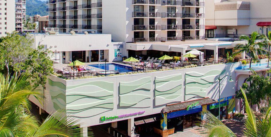 Holiday Inn Waikiki Beachcomber Resort