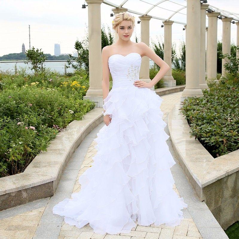 Find More Wedding Dresses Information About Dk Bridal Simple Elegant
