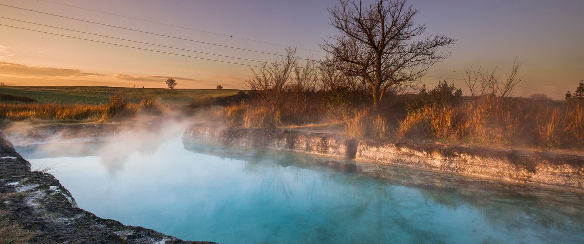 Low cost Wellness: Free Thermal Pools in Italy