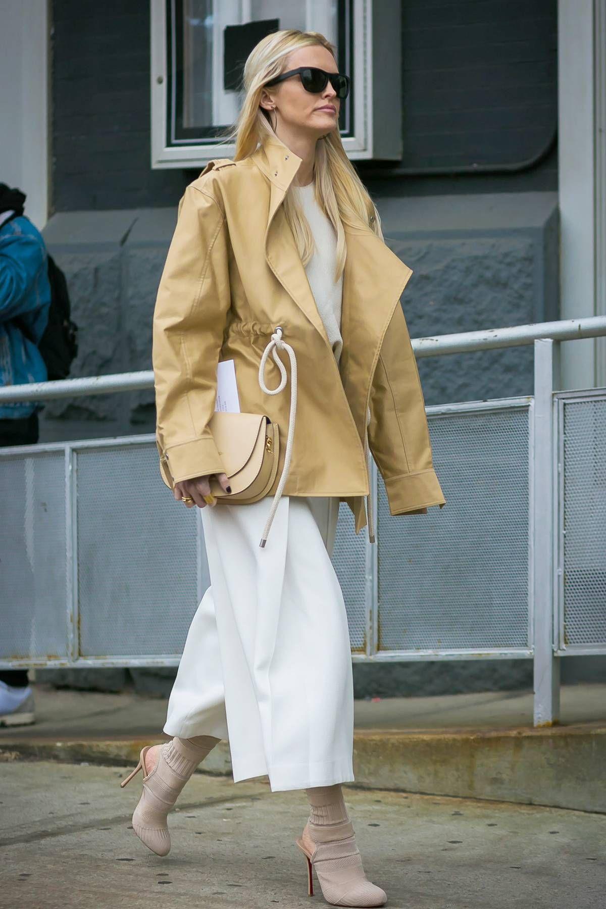 Wedding madonna dress, How to wide wear leg linen trousers