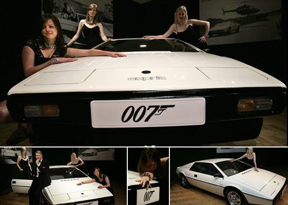 Lotus Spirit Do Filme 007 O Espiao Que Me Amava