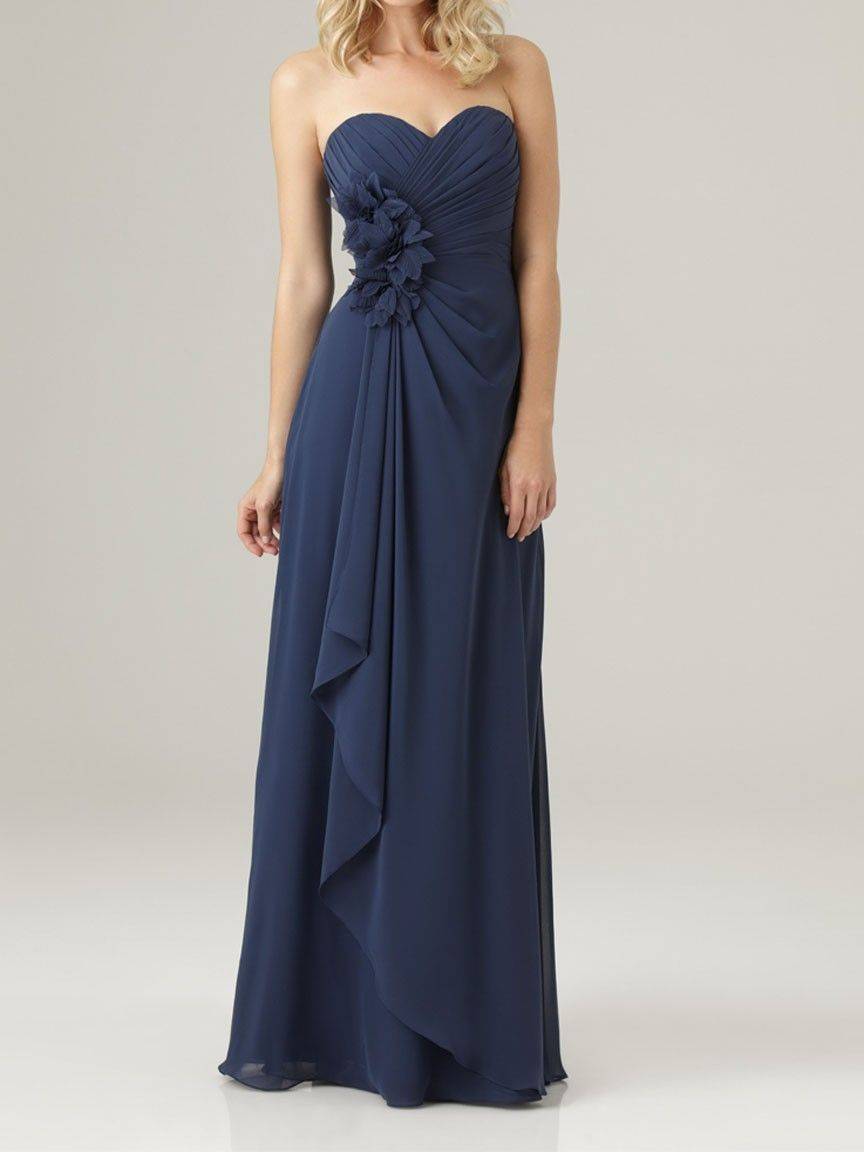 WTOO Bridesmaids Dress Collections - Mediterranean crinkle