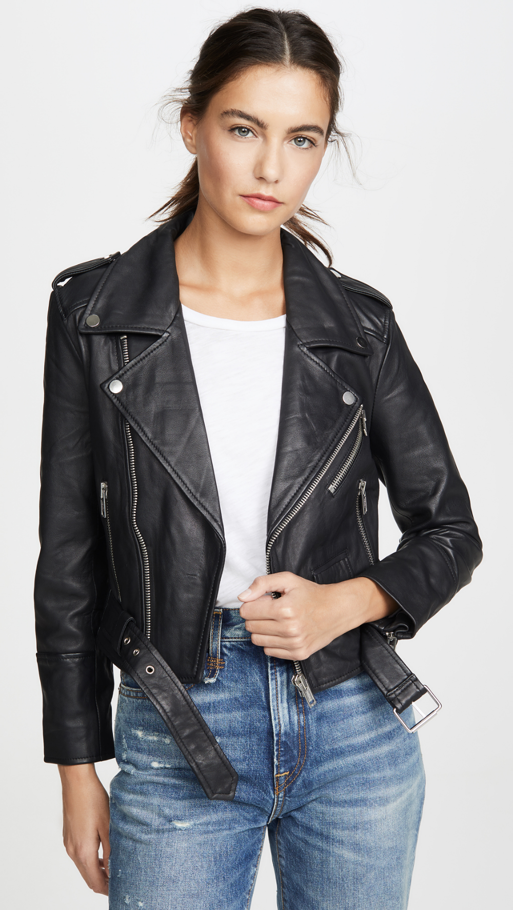 Debbie Jacket in 2020 Leather jacket, Leather jacket for