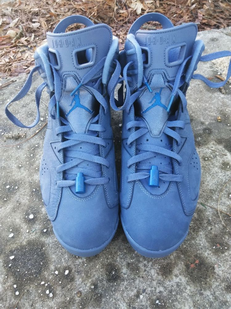 "Retro 6 Diffused Blue ""Jimmy Butler"" Sz 13 fashion"