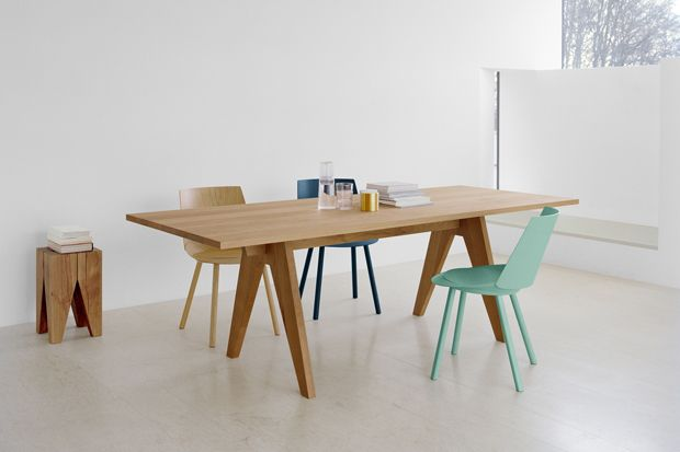 Ferdinand Kramer Furniture Collection By E15 Dining Table