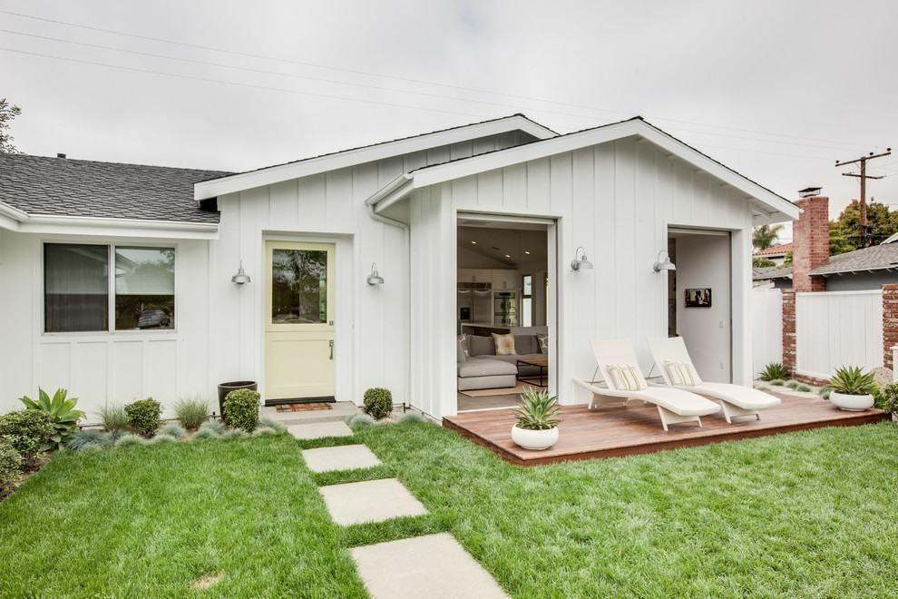 fachada-casa-simples-pequena-87 | decoração | Pinterest | Curb ...