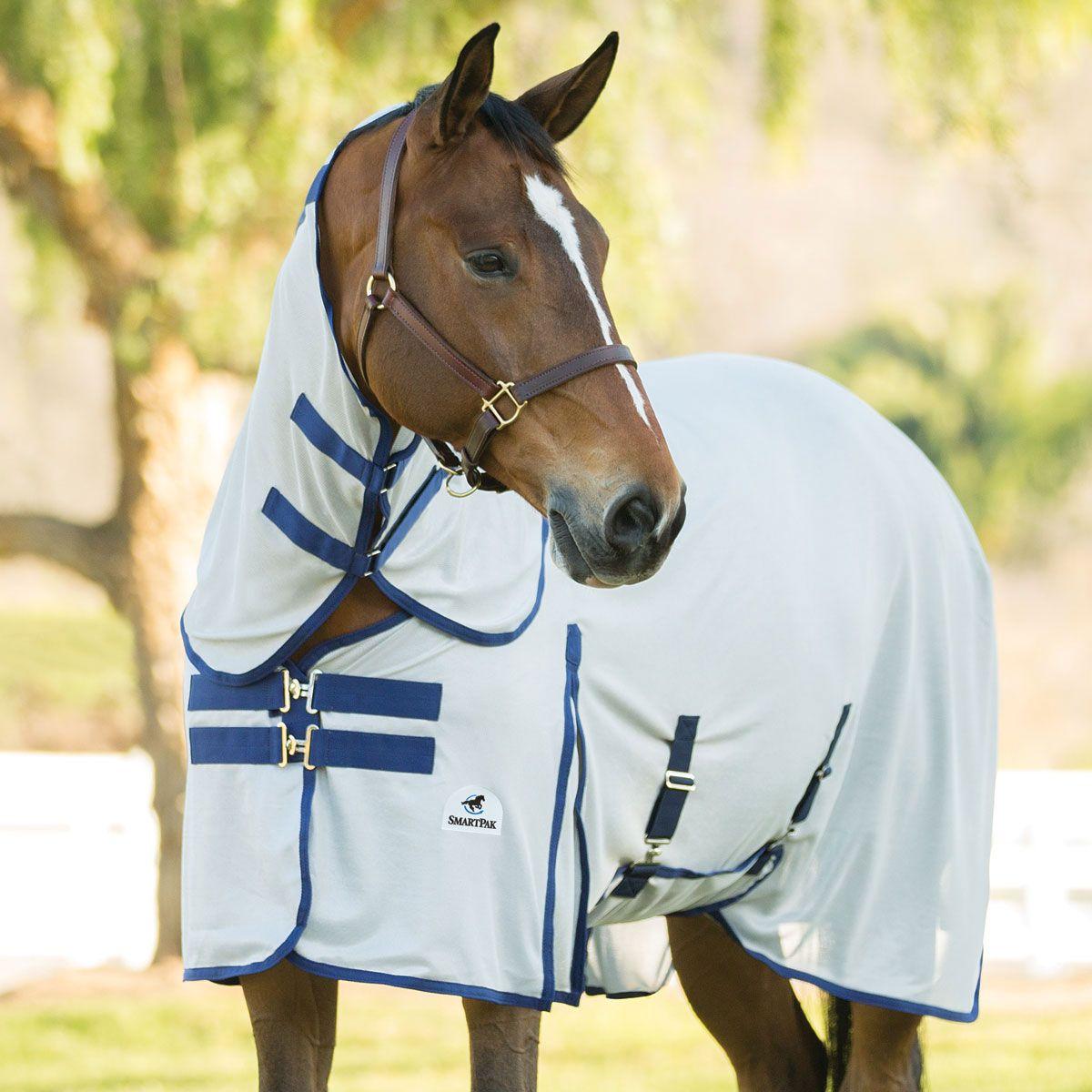 Smartpak Deluxe Fly Sheet Smartpak Smartpak Equine Horse Blankets