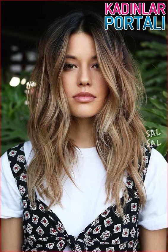 Frisuren mit den neuesten Trends sind die ultimative Notwendigkeit der stilvolle... - Lange Frisuren -