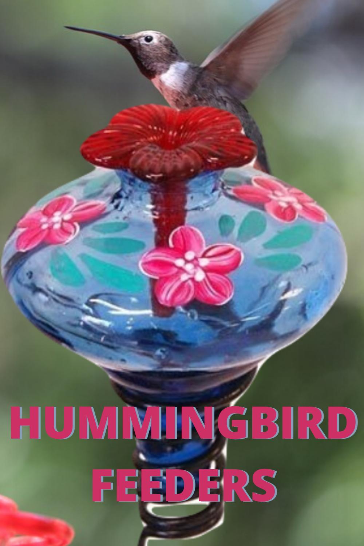 Hummingbird Feeders In 2020 Humming Bird Feeders Glass Hummingbird Feeders Hummingbird