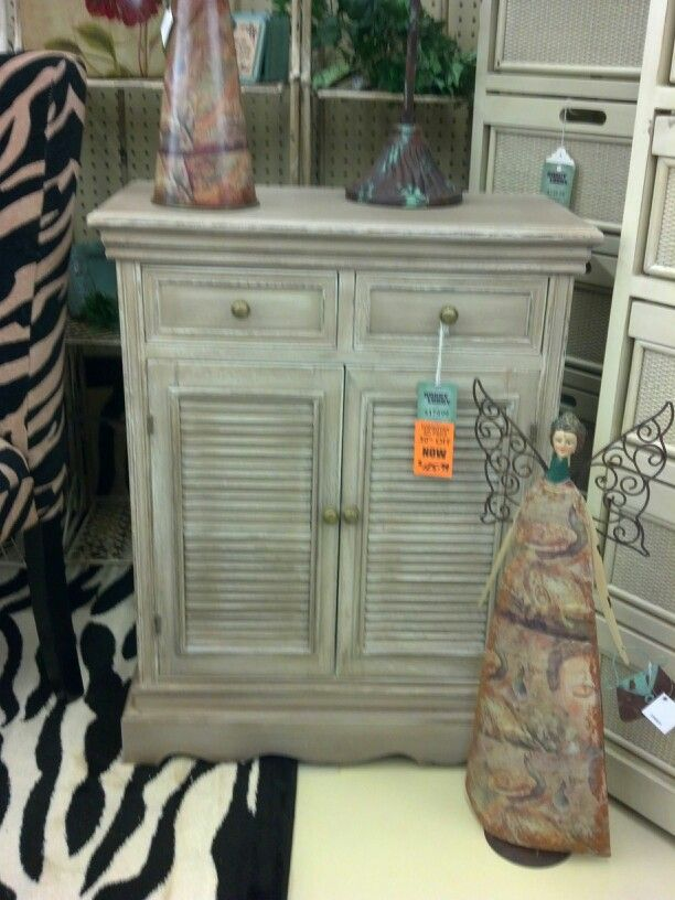 Side Table Cabinet At Hobby Lobby