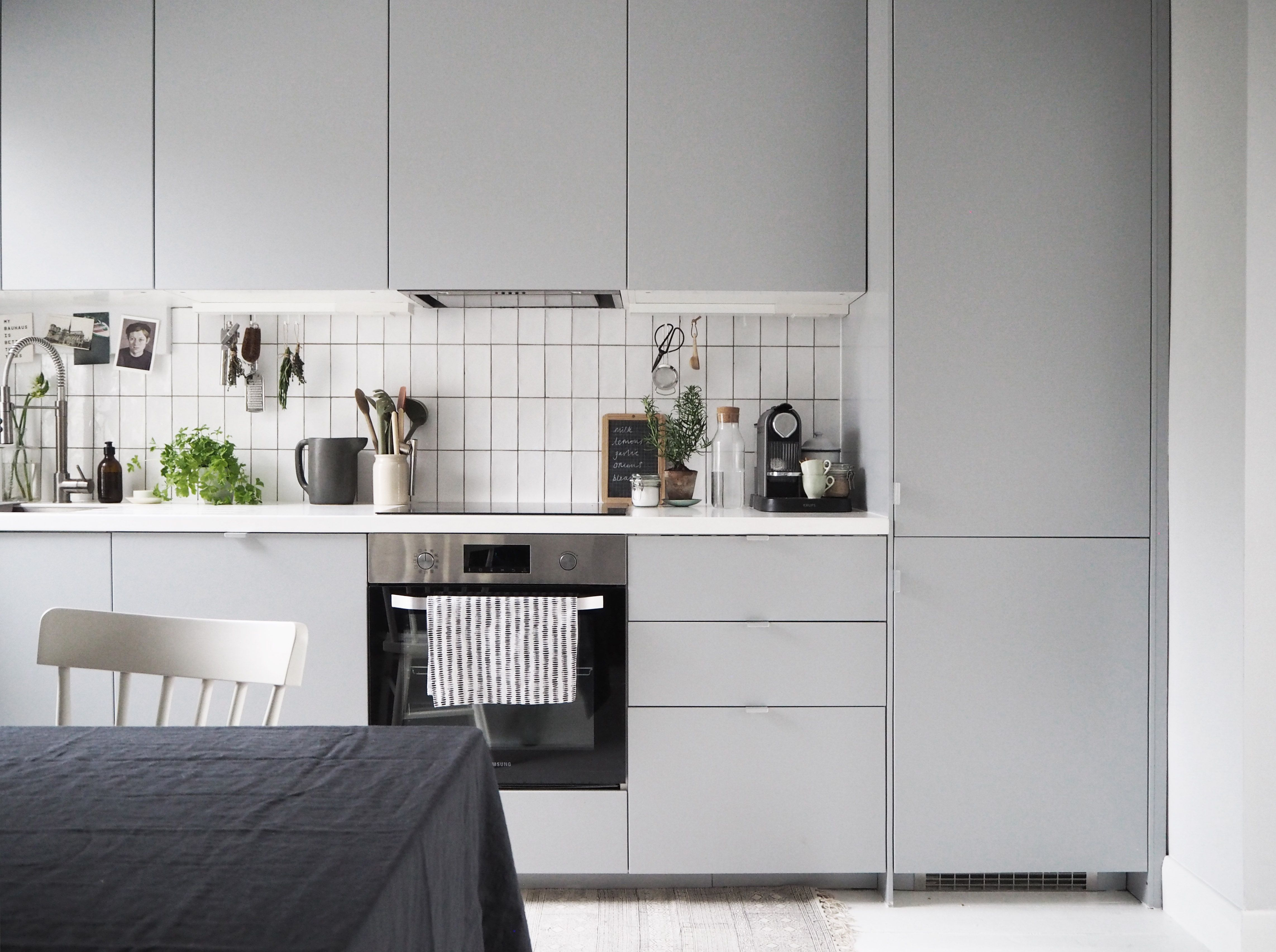My ikea kitchen makeover the transformation shelter pinterest