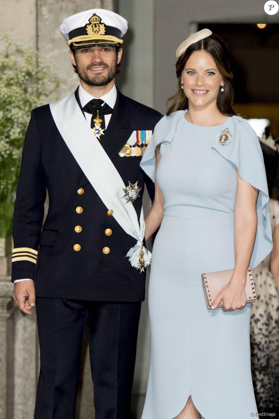 PHOTOS - Le prince Carl Philip et la princesse Sofia ...