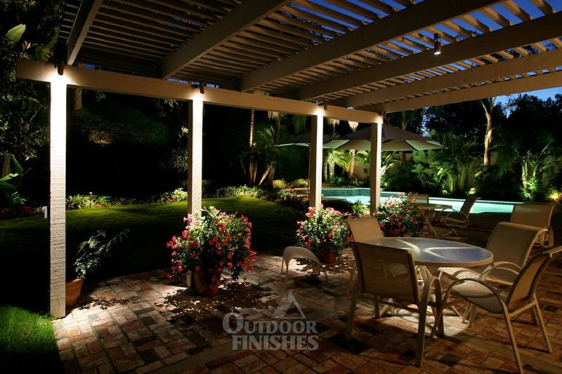 Cool Patio Lighting Ideas