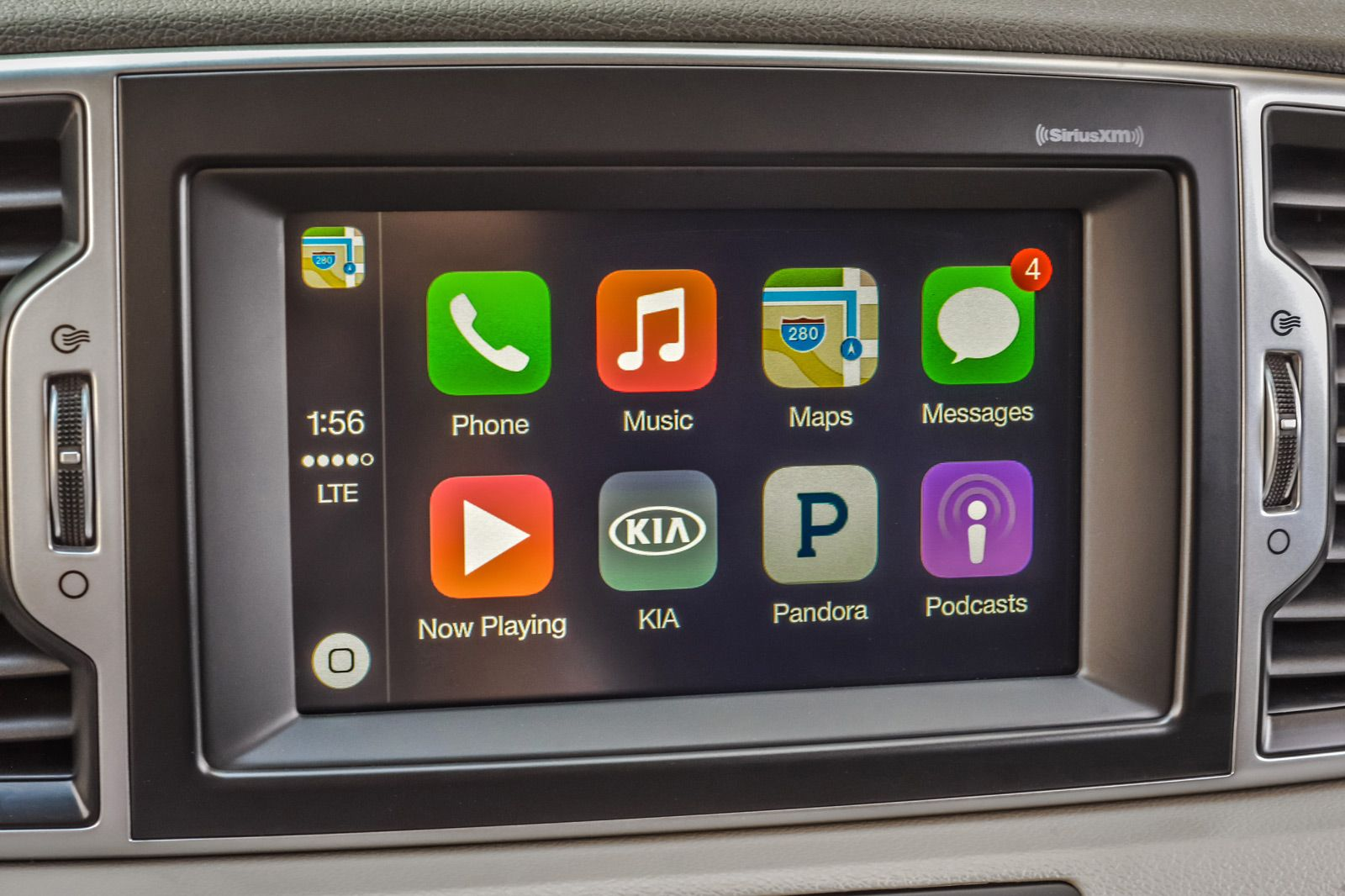 Kia Brings Android Auto And Apple Carplay To Older Cars Apple