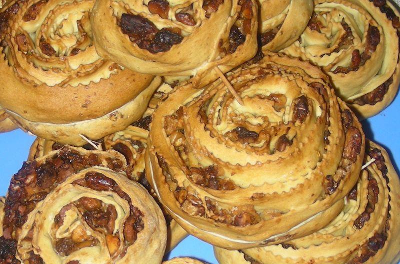 Calabrian Pitta Mpigliata Pitta Nchiusa Recipe With Images