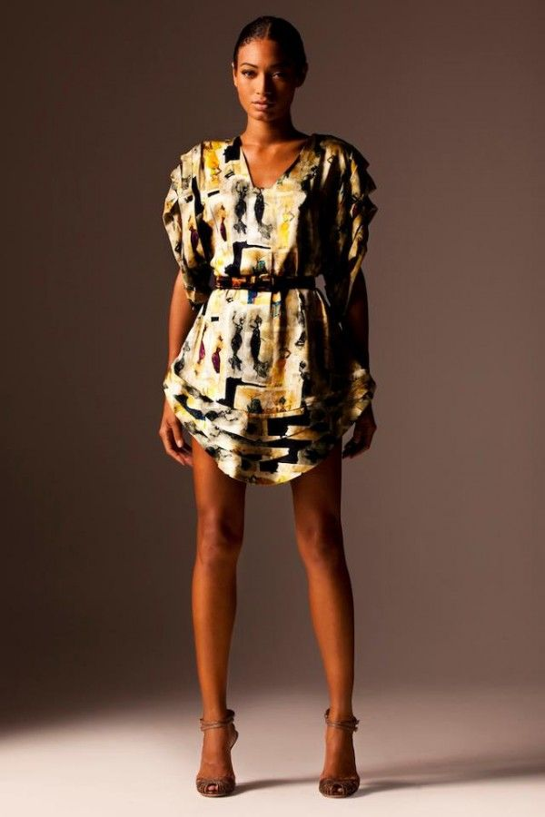 Jewel by Lisa is the Africa-based fashion line designed by Lisa Folawiyo