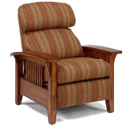 flexsteel furniture las cruces high leg recliner love this mission style recliner with possibly different
