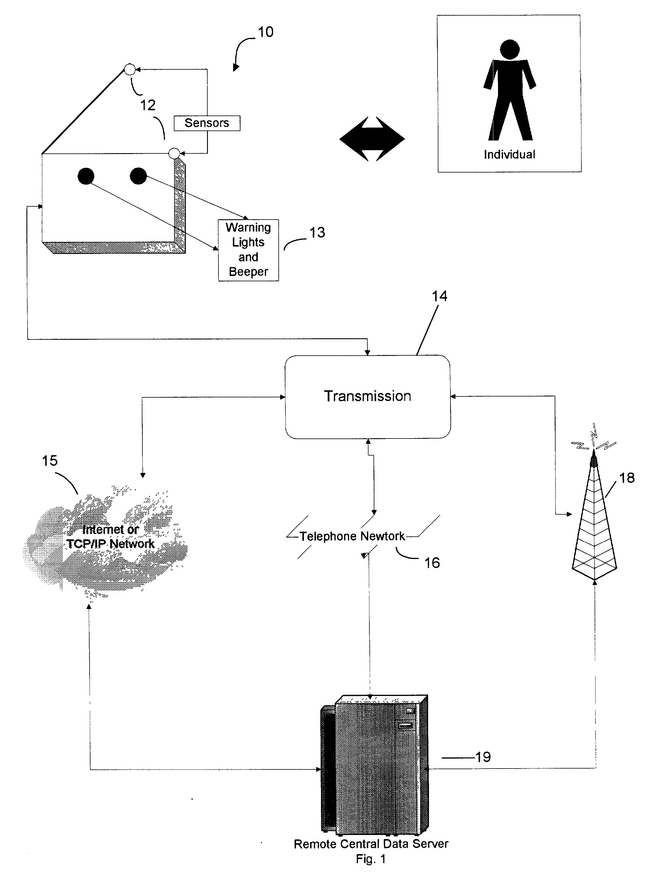 Smart Pillbox US Patent US 20010032098 A1 Pill boxes