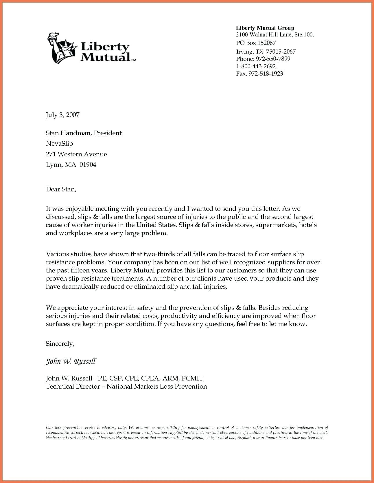 Formal Business Letter Templates 35 Formal / Business