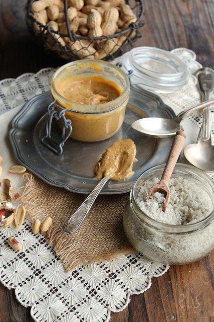 VEGETARIEN - Beurre de cacahuète maison