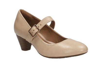 Damenschuhe Smart Schuhes Denny Date in Blush from  Clarks schuhe   from Schuhes a04884