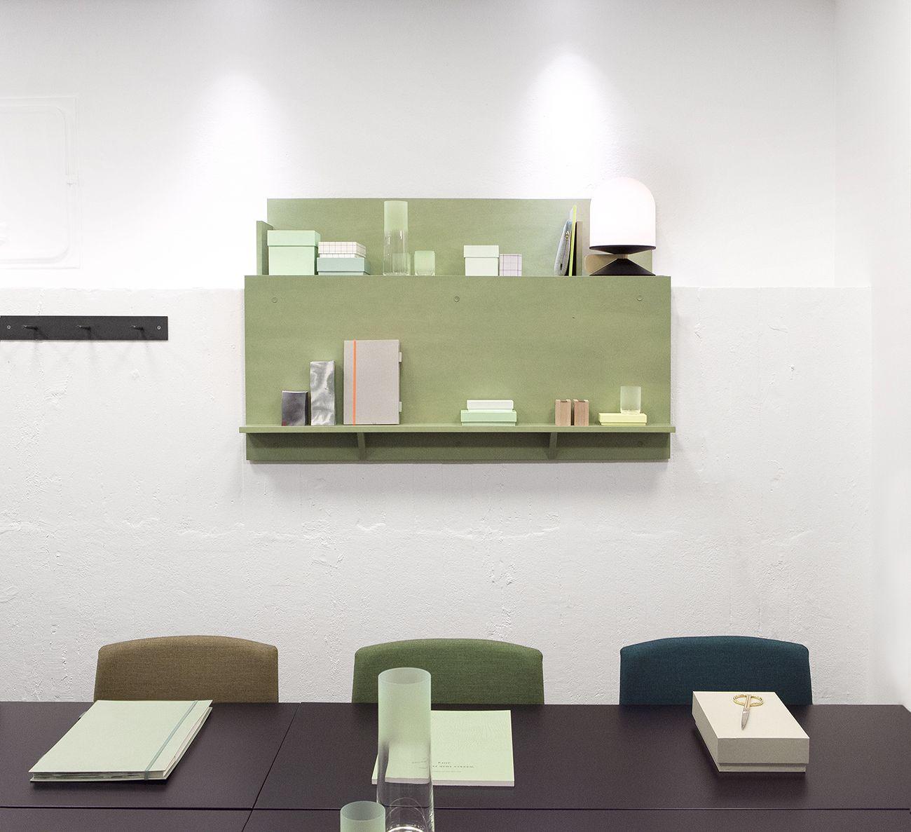 Luma Factory new meeting areas. Design concept by Note design studio.