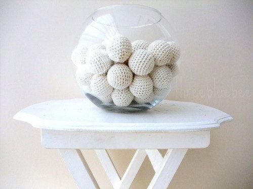 Decorative Balls For Vases A Bit Of Bluelynda Shope On Etsy  My Treasuries
