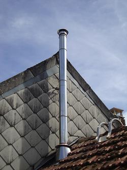 Image Result For Exterior Metal Flue Metal Flue Metal