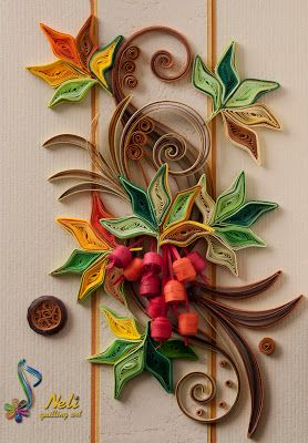 Beautiful Quilling Quilling Cards Quilling Quilling Designs