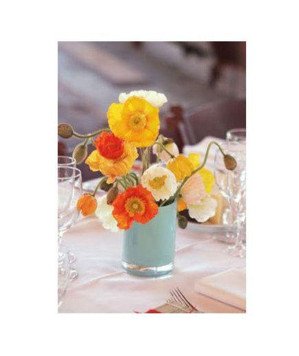 Easy Summer Centerpieces | Summer Lovinu0027 | Amazing Wedding Centerpiece  Ideas | Real Simple Nice Look