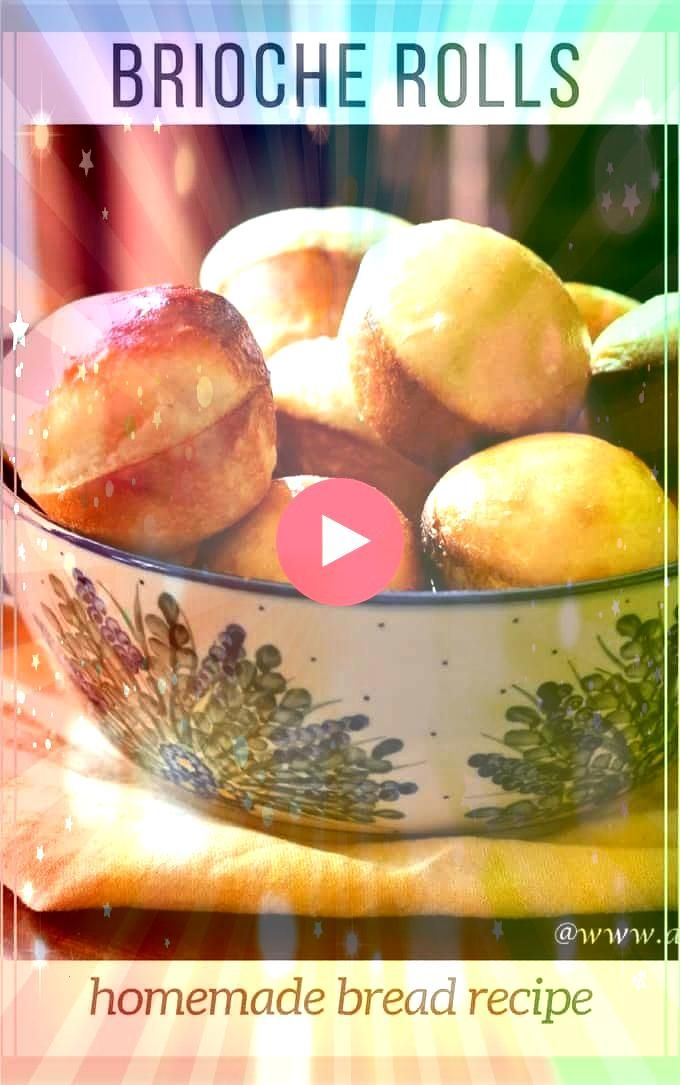 rolls develop their rich dough with eggs and butter An overnight rise allows time for the dough to develop This recipe for brioche rolls comes from the magazine Cooking L...