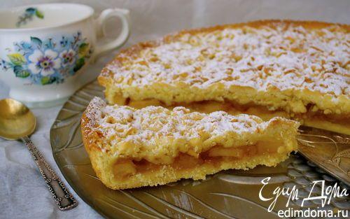 рецепт пирога яблочного с фото
