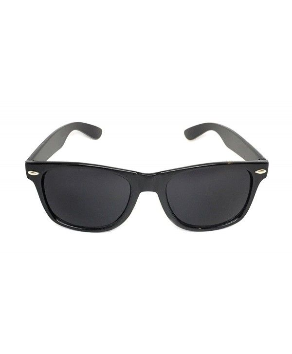 edc7c971771d Sunglasses Classic 80s Style Assorted Color Frames and Lenses ...