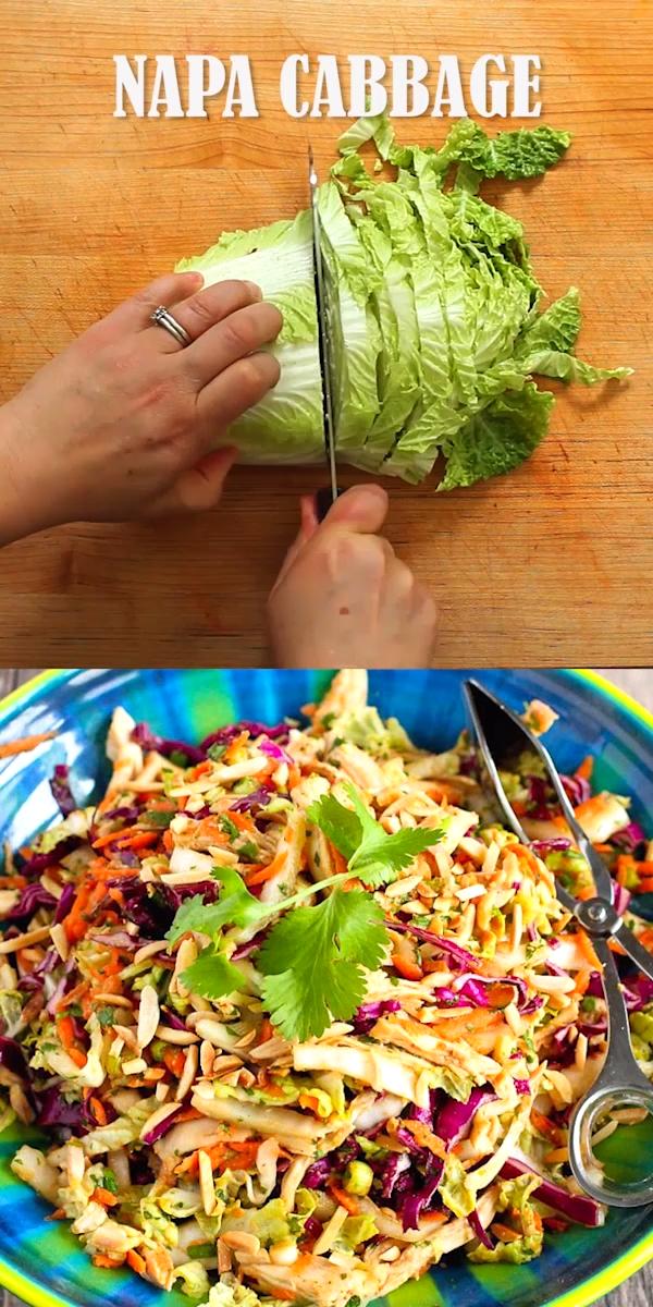 Thai Chicken Salad Recipe