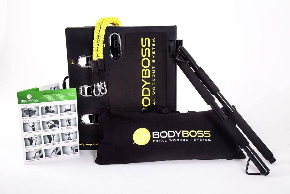Bodyboss 20 system in 2020 resistance band door anchor