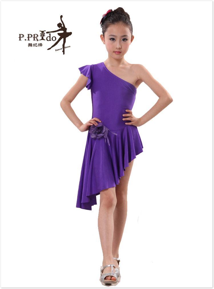 KD1294-Hot-Sell-Girls-Latin-Dress-Kids-Latin-Dance-Dress-Children ...