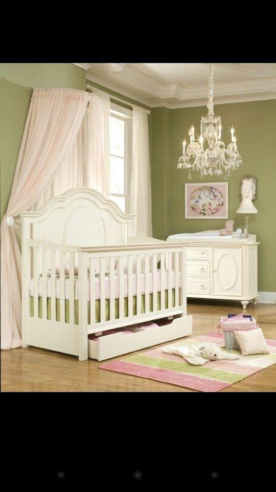 Princess Kinderzimmer für mädchen, Babyzimer mädchen