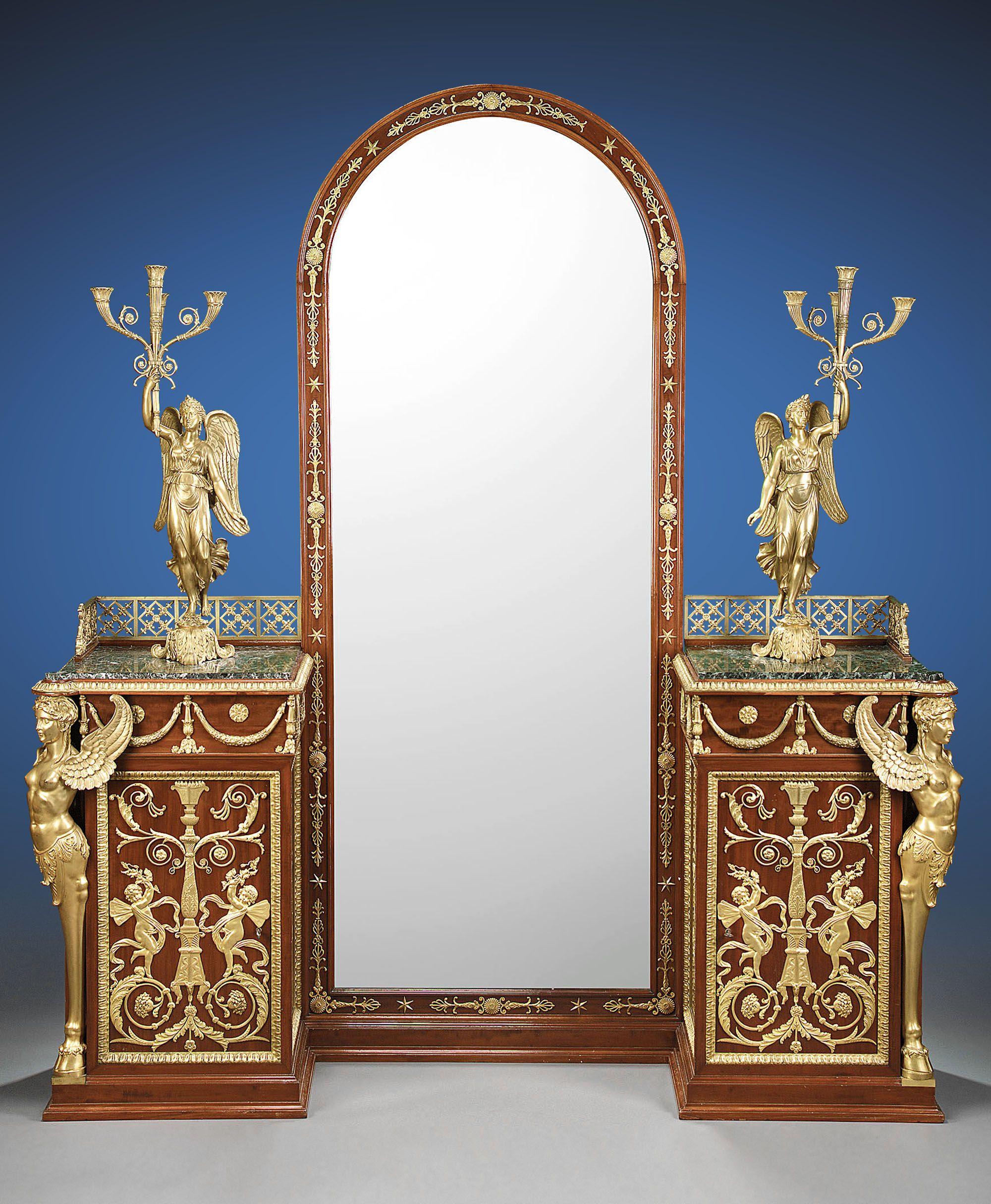 Antique Mahogany Bedroom Furniture Suite Egyptian King Farouk – Egyptian Bedroom Furniture
