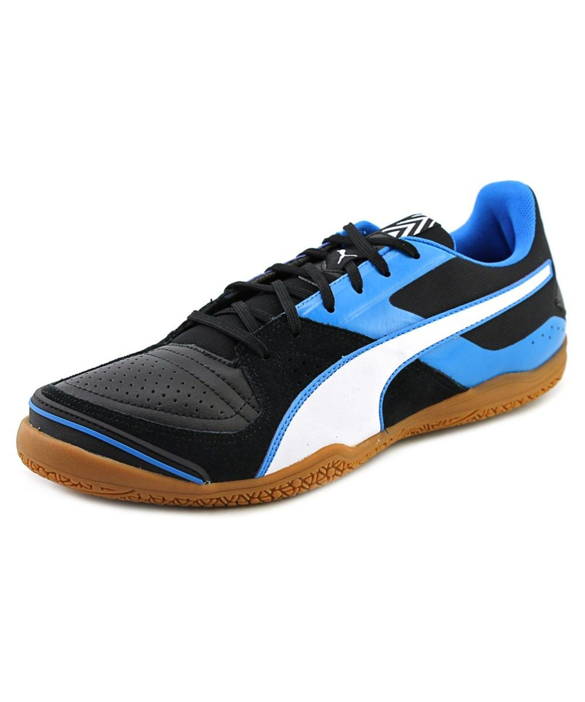 PUMA PUMA INVICTO SALA MEN ROUND TOE LEATHER RUNNING SHOE .  puma  shoes   sneakers 2fee4627923da